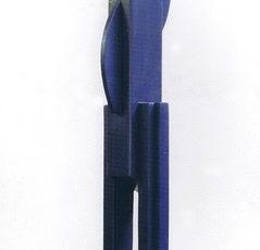 Torso blau, 2009, Holz, 125-25-20cm, 4600 Euro mit Sockel