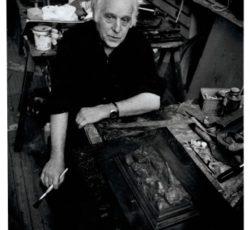 Purkiss, Anne-Katrin; Michael Sandle R.A.; https://www.royalacademy.org.uk/art-artists/work-of-art/O18217  Credit line: (c) Anne-Katrin Purkiss (c) Royal Academy of Arts /