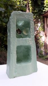 Kleine Skulptur Cornelius Hackenbracht